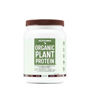 Organic Plant Protein - VanillaVanilla   GNC