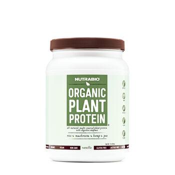 Organic Plant Protein - VanillaVanilla | GNC