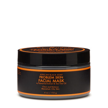 African Black Soap Facial Mask | GNC