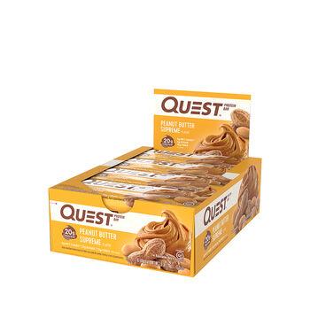 Quest Bar – Peanut Butter SupremePeanut Butter Supreme | GNC