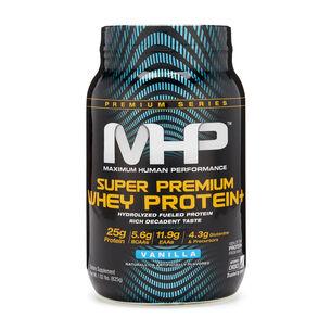 Super Premium Whey Protein+ - VanillaVanilla | GNC