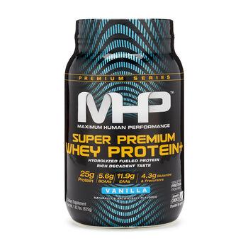 Super Premium Whey Protein+ - VanillaVanilla   GNC