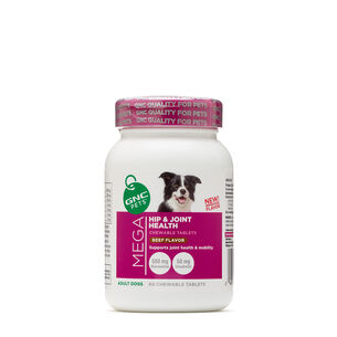 Mega Hip & Joint Health - Adult Dogs - Beef Flavor | GNC