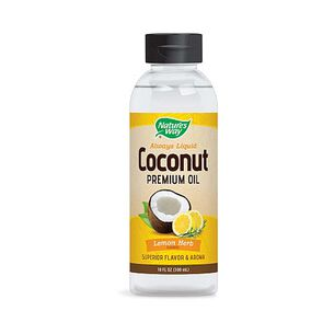 Coconut Premium Oil - Lemon HerbLemon Herb | GNC