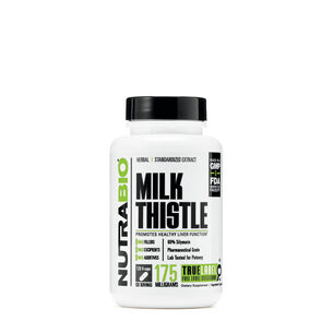 Milk Thistle - 175 mg | GNC