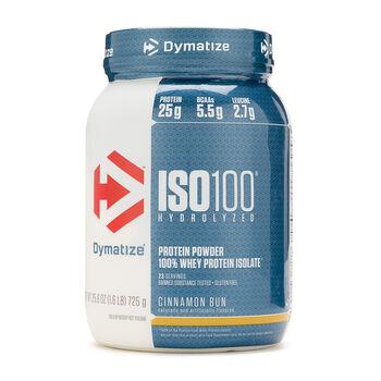 ISO•100® - Cinnamon BunCinnamon Bun | GNC