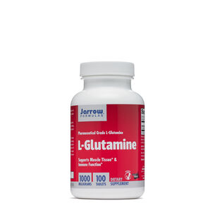 L-Glutamine 1000 MILLIGRAMS | GNC