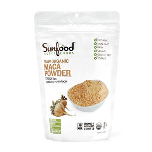 Raw Organic Maca Powder | GNC