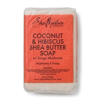 Coconut & Hibiscus Shea Butter Soap | GNC