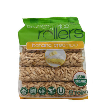 Cunchy Rice Rollers™ - Banana CreampieBanana Creampie | GNC