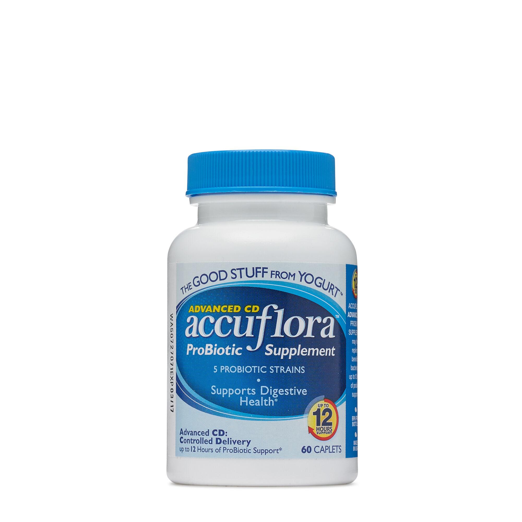 Probiotic - 60 Caplets - Accuflora