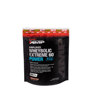Amplified Wheybolic Extreme 60™ Power - Chocolate FudgeChocolate Fudge | GNC