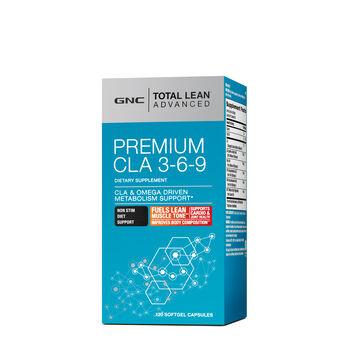 Premium CLA 3-6-9   GNC