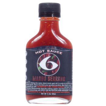 Hot Sauce - Mango SerranoMango Serrano | GNC