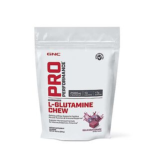 L-Glutamine Chew - Delicious Grape | GNC