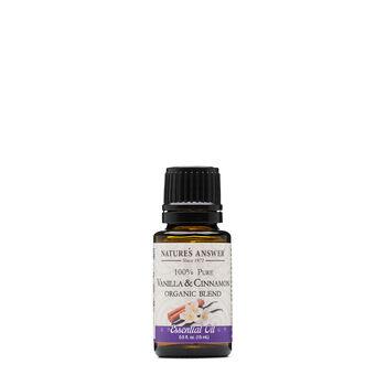 100% Pure Vanilla & Cinnamon | GNC