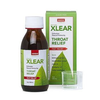 Xlear® Throat Relief - Immune Formula | GNC