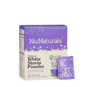 NuStevia™ White Stevia™ Powder | GNC