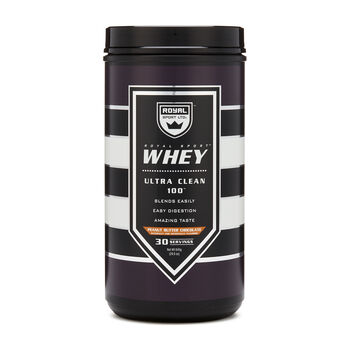 Whey Ultra Clean 100™ - Peanut Butter ChocolatePeanut Butter Chocolate | GNC