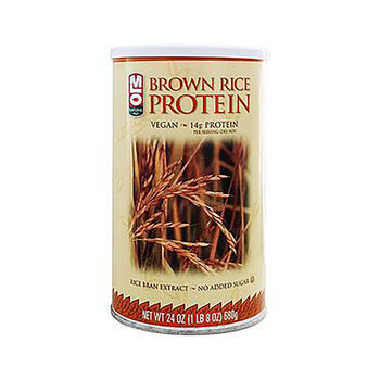 Brown Rice Protein Powder Rice Bran Extract | GNC