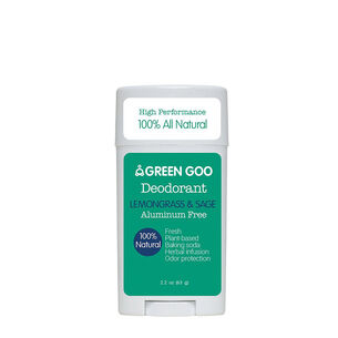 100% Natural Deodorant - Lemongrass and Sage | GNC