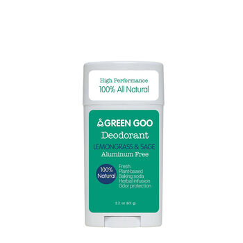 100% Natural Deodorant - Lemongrass and Sage | GNC