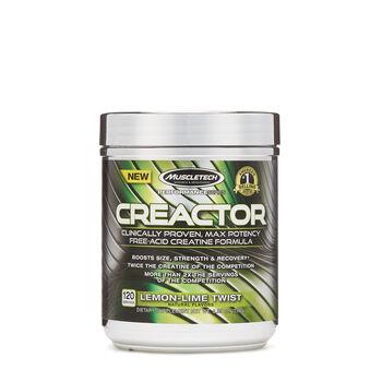 Creactor™ - Lemon-Lime TwistLemon-Lime Twist | GNC