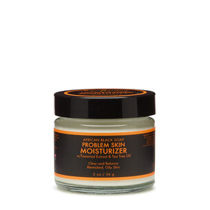 African Black Soap Problem Skin Moisturizer   GNC