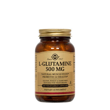 L-Glutamine 500 MG   GNC