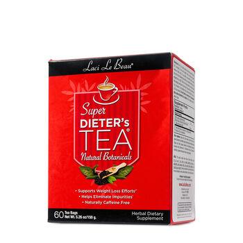 Super Dieter's Tea® - All Natural BotanicalsAll Natural Botanicals | GNC