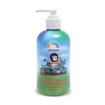 Scented Kid's Detangling Conditioner - Creamy Vanilla | GNC