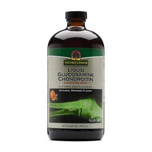 Liquid Glucosamine Chondroiton with MSM | GNC