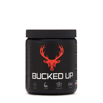 Bucked Up™ Pre Workout - Blood Raz | GNC