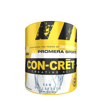 Creatine HCL - Unflavored - 33% MoreUnflavored | GNC
