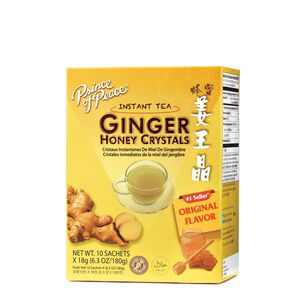 Ginger Honey Crystals | GNC
