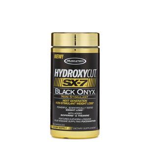 Hydroxycut® SX-7™ Black Onyx™ Non-Stimulant | GNC