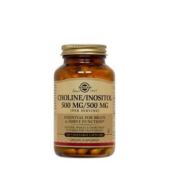 Choline/Inositol 500 MG/500MG | GNC