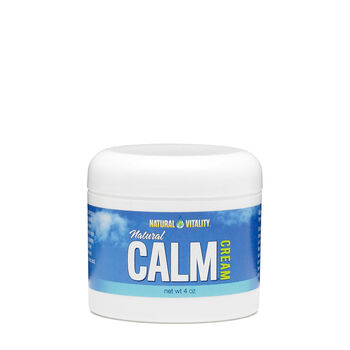 Natural Calm Cream | GNC