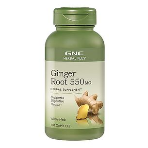 Ginger Root 550 mg | GNC