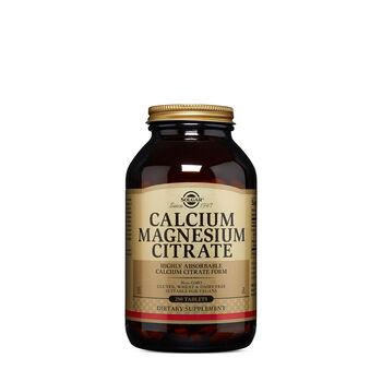 Calcium Magnesium Citrate | GNC