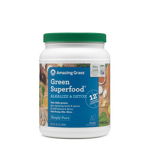 Green Superfood® Alkalize & Detox | GNC