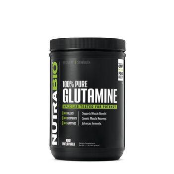 100% Pure Glutamine - Raw Unflavored | GNC