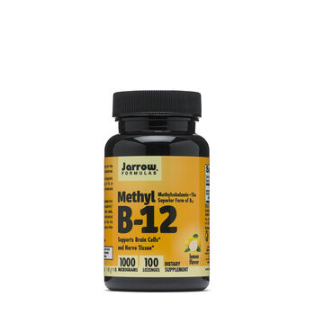 Methyl B-12 1000 mcg - Lemon | GNC