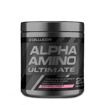 Alpha Amino™ Ultimate - Strawberry CoconutStrawberry Coconut | GNC