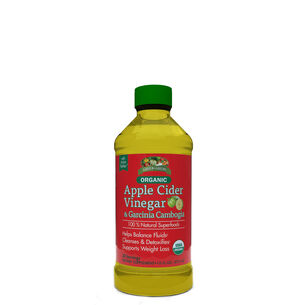 Apple Cider Vinegar and Garcinia Cambogia | GNC