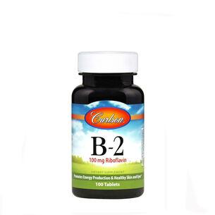 B-2 100 mg Riboflavin | GNC