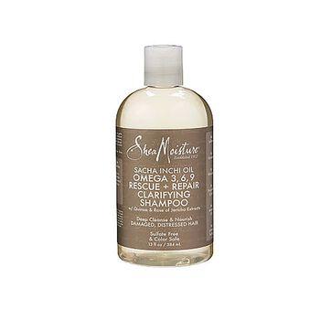 Omega 3, 6, 9 Rescue + Repair Clarifying Shampoo | GNC