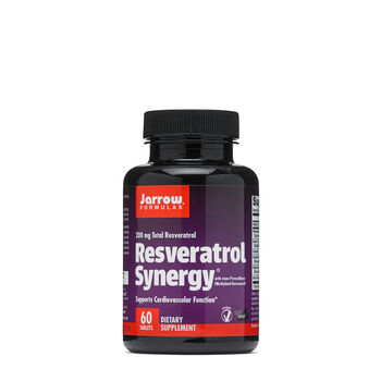 Resveratrol Synergy® 200 mg | GNC