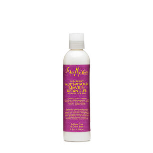 Superfruit Multi-Vitamin Leave-In Detangler with Marula Oil & Biotin | GNC