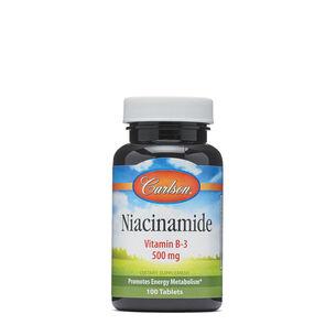 Niacinamide Vitamin B-3 500 mg | GNC